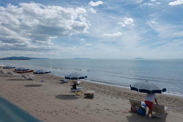 spiaggiatalamone
